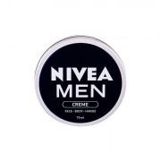 Nivea Men Creme Face Body Hands crema giorno per il viso per tutti i tipi di pelle 75 ml uomo