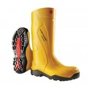 Dunlop Purofort+ C762241 Full Safety Geel S5 Geel/Zwart - Maat 46