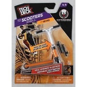 Phoenix 1 Tech Deck Scooter - Scooters Series 2 (6/8) - White/Orange