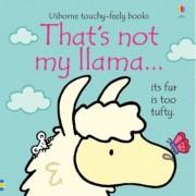 That's not my llama..., Hardcover