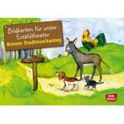 Don Bosco Bildkarten: Bremer Stadtmusikanten