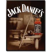 Jack Daniel's Pool Room