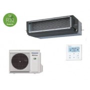 Panasonic Aire Acondicionado Conductos Panasonic Kit-71pn1z5 Inverter A