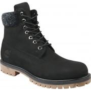 Timberland 6 In Premium Boot A1UEJ, Mannen, Zwart, Laarzen maat: 43.5 EU