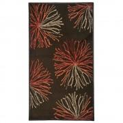 Covor Decorino, Floral, polipropilena, C-020155, 160x230 cm, Maro