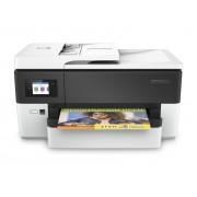 HP Officejet Pro 7720 Wide Format All-in-One - Impressora multi-funções - a cores - jacto de tinta - 216 x 356 mm (original) -