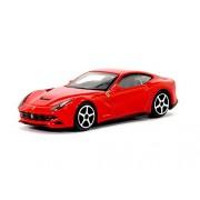 "Bburago 3"" 1/64 Ferrari F12 Berlinetta Scaled Models - Red"