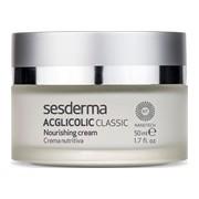 Acglicolic classic creme nutritivo antienvelhecimento peles secas 50ml - Sesderma