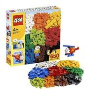 Lego 4+ Basic Bricks - 650 pcs by LEGO [Parallel import goods]