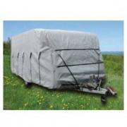 Eurotrail Wohnwagen-Schutzhülle Eurotrail Caravan Cover, 450-500 cm