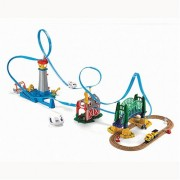 Fisher Price Geo Trax Geo Air High Flyin Airport Mega Set