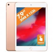 Apple tablet iPad Mini 2019 WiFi + 4G 256GB goud