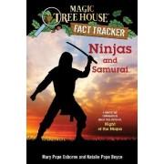 Magic Tree House Fact Tracker #30 Ninjas And Samurai by Natalie Pope Boyce
