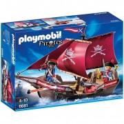 Playmobil pirates fregata della marina reale