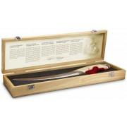 Pezsgő kard, pezsgő szablya 45 cm es fa díszdobozban