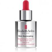 Elizabeth Arden Skin Illuminating Brightening Day Serum sérum iluminador para pele com hiperpigmentação 30 ml