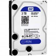 """WESTERN DIGITAL HDD WESTERN DIGITAL Blue 3TB SATA 3.0 64 MB 5400 rpm 3,5"""" WD30EZRZ"""