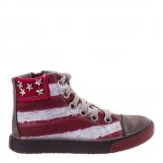 US Flag barna tornacipő