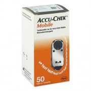 Orifarm GmbH ACCU CHEK Mobile Testkassette Plasma II 50 St
