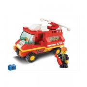 Sluban. Jeu De Construction - Serie Pompiers - Camion De Pompier