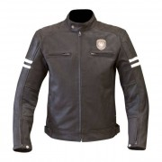 MERLIN VESTE CUIR MERLIN HIXON LEATHER JACKET HOMME