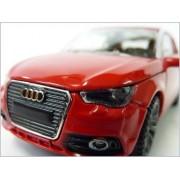 RASTAR ? Audi A1 ? die-cast model 1/43 minicar / Red
