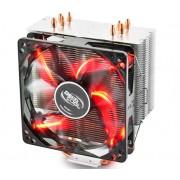 Cooler, DEEPCOOL GAMMAXX 400 Red, Intel/AMD (DP-MCH4-GMX400RD)