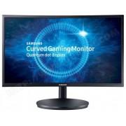 SAMSUNG Ecran 24 pouces Full HD C24FG70FQ Incurvé