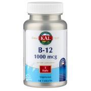 KAL Vitamin B12 1000 mcg - 50 Tabletten