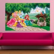Poster Xxl Palace Pets Princesse Disney 160x115 Cm - Enfants