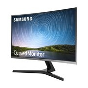 """Samsung LC27R500FHEXXY 68.6 cm (27"""") Full HD Curved Screen LED LCD Monitor - 16:9 - Dark Blue, Grey"""