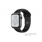 Apple Watch Nike+ Series 4 GPS, 40mm, astrosivi sa crnim Nike sportskim remenom