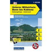 Unterer Mittelrhein Bonn to Koblenz: 2012