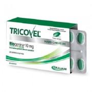 Tricovel Biogenina 10 mg 30 comprimidos