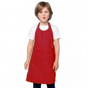 Geen Hobby schorten rood voor kinderen