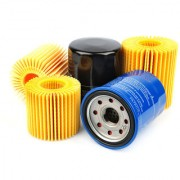 Auto Spare World Engine Oil Filter For Ford Fiesta 2005-2007 Petrol Set Of 1 Pcs.