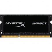 Memorie Kingston 4GB, DDR3, 1600MHz, CL9, HyperX black Series