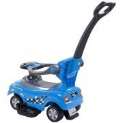 Masinuta multifunctionala Coupe Albastru