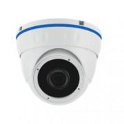 AHD камера Longse LIRDNHTC130J, куполна, 1.3 Mpix(1280x960@25FPS), 2.8-12mm обектив, IR осветеност (до 20 метра), външна, вандалоустойчива