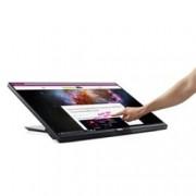 """Монитор Dell P2418HT (P2418HT-B_5Y), 23.8"""" (60.45 cm) IPS панел, Full HD Touch Screen, 6ms, 8 000 000:1, 250cd/m2, DisplayPort, HDMI, VGA, USB 3.0"""