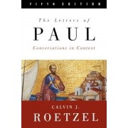 The Letters of Paul: Conversations in Context, Paperback