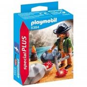 Playmobil Special Plus - Buscador De Gemas Con Mapa - 5384