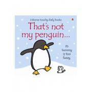 That's not my penguin...