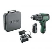 Bosch Trapano Battente 12 V Easyimpact 12 Hmi Batteria Litio 2 Ah Peso 1 Kg
