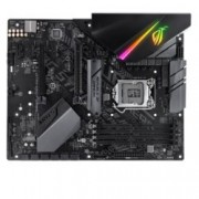 Дънна платка ASUS ROG STRIX B360-F GAMING, B360, LGA 1151, PCI-E (HDMI,DVI-D, DP), 6 x SATA 6Gb/s, 5 x USB 3.1 & 6 x USB 2.0, ROG SupremeFX 8-Channel High Definition Audio CODEC S1220A, ATX