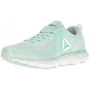 Reebok Women s Hexaffect 5.0 Mtm Running Shoe Mist/White/Black 7 B(M) US