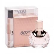 James Bond 007 James Bond 007 For Women II pre ženy parfumovaná voda 30 ml + parfumovaná voda 7,4 ml