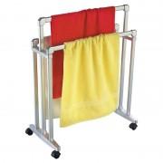 1 Handdoekenrek trolley