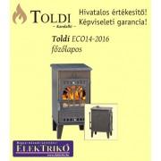 Toldi ECO 14-2016 főzőlapos kályha