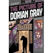 The Picture of Dorian Gray: A Graphic Novel, Paperback/Jorge C. Morhain